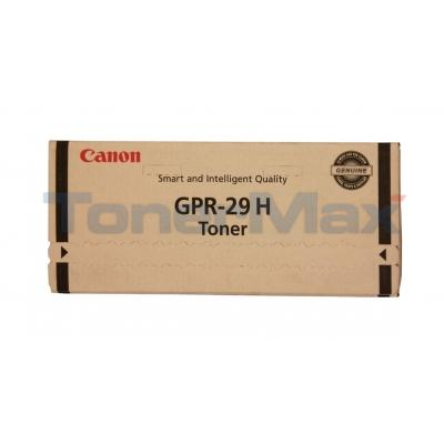 CANON COLOR LBP5460 GPR-29 TONER BLACK